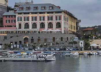Grand Hotel Portovenere Ligurien