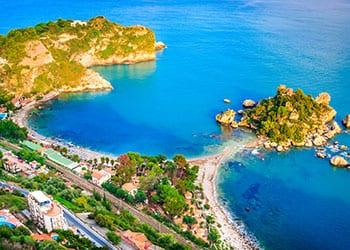 Hoteller på Sicilien