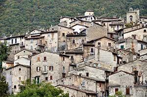 Scanno i Abruzzo