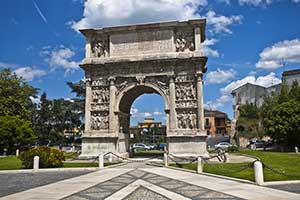 Turistattraktion i Benevento