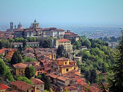 Bergamo i Lombardiet