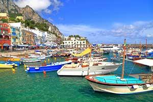 Ferie i Capri