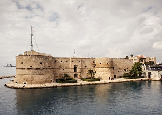 Castello Aragonese i Taranto