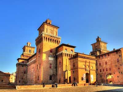 Ferie i Ferrara