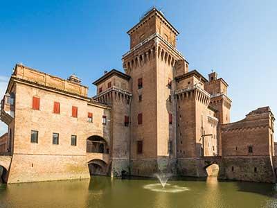 Ferrara Emilia Romagna