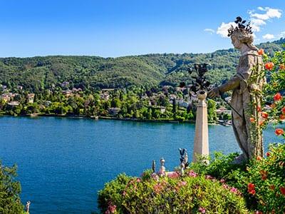 Lago Maggiore Lombardiet
