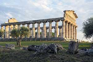Pauestum templer