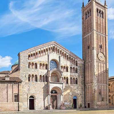 Parma i Emilia Romagna