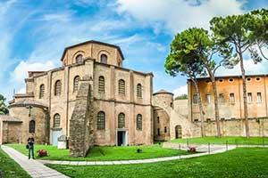 Ferie i Ravenna - Emilia Romagna