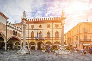 Ravenna italien