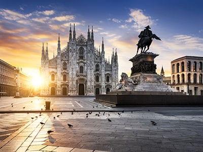 Milano i Lombardiet