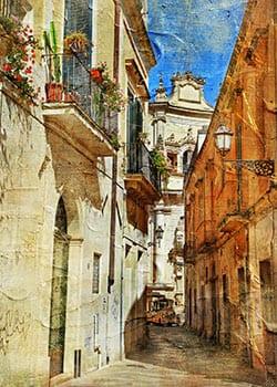 Ferie i Lecce