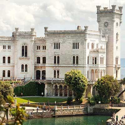 Trieste i Friuli-Venezia Giulia