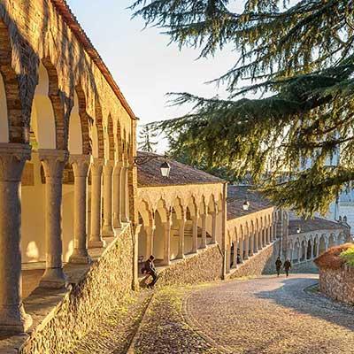 Udine i Friuli-Venezia Giulia