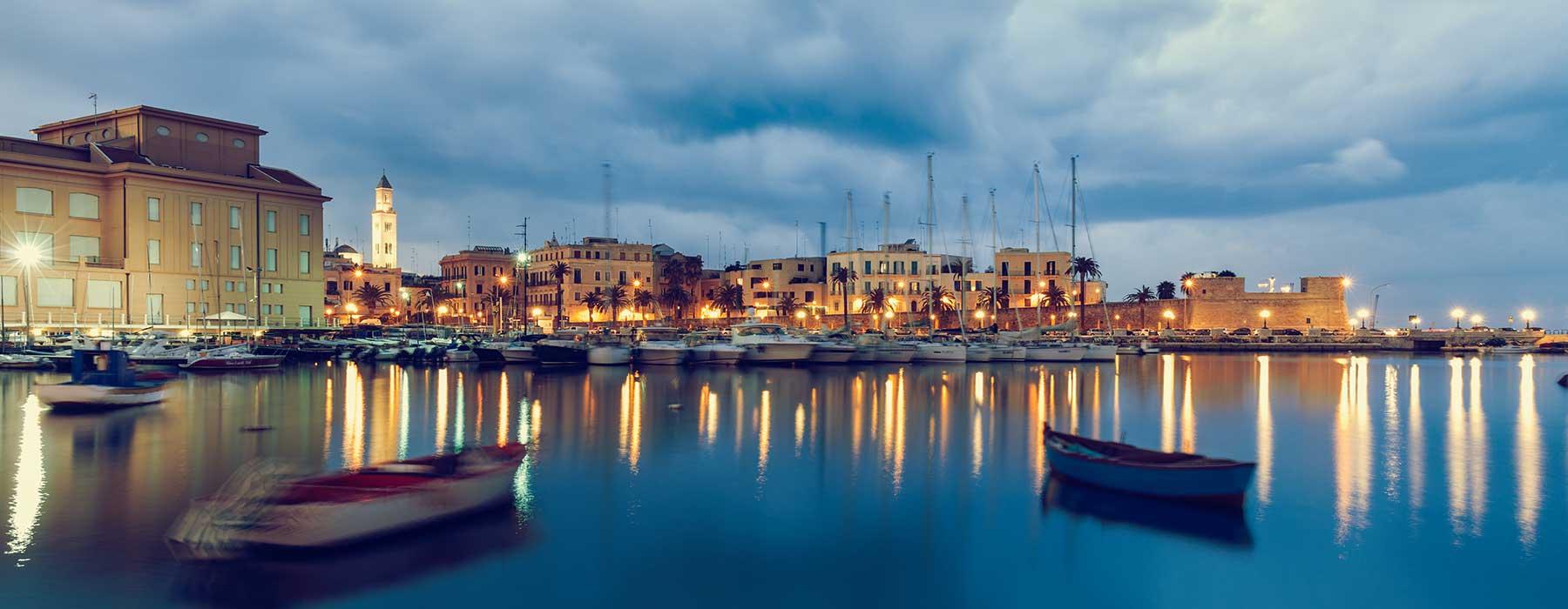 Bari – Puglias pulserende hovedstad