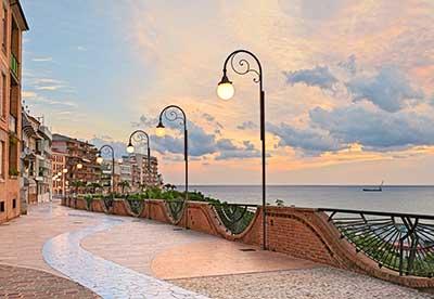 Ferie i Pescara