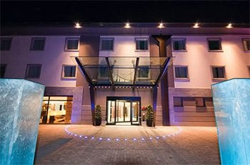 Hotel Wintergarden i Bergamo