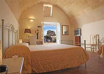Caveoso Hotel i Matera