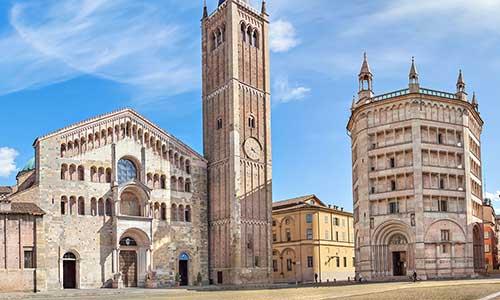 Ferie i Parma