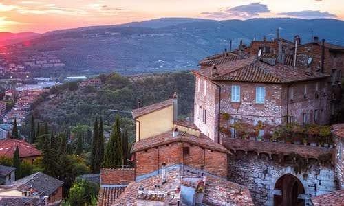 Ferie i Perugia