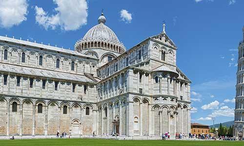 Ferie i Pisa