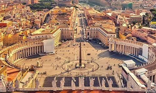 Ferie i Rom