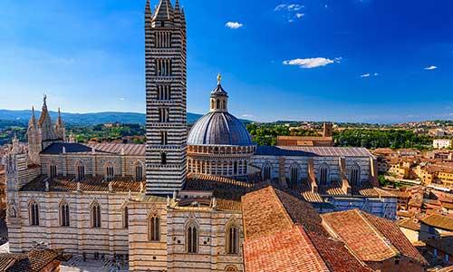 Ferie i Siena