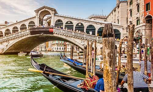 Ferie i Venedig