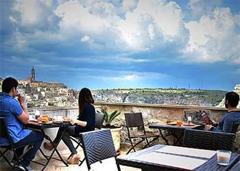 Il Belvedere - Hotel i Matera
