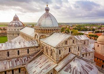 Seværdigheder i Pisa