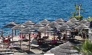 Strand på Reggio di Calabria