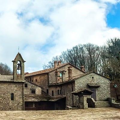 Santuario Francescano i Arezzo