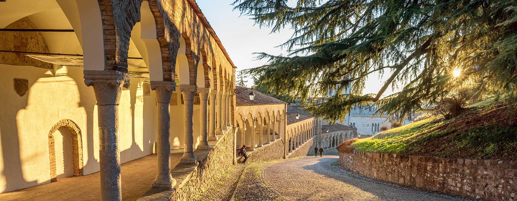 Udine – smuk universitetsby
