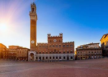 Siena klokketårn