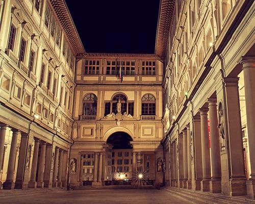 Uffizi museet
