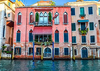 Hoteller i Venedig