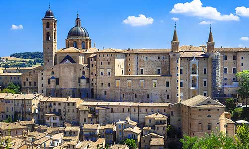 Ferie i Urbino
