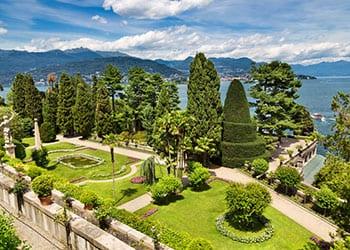 Ferie ved Lago Maggiore