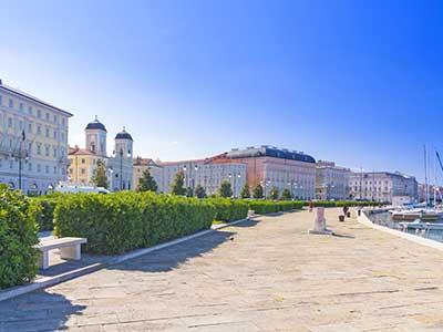 Ferie i Trieste