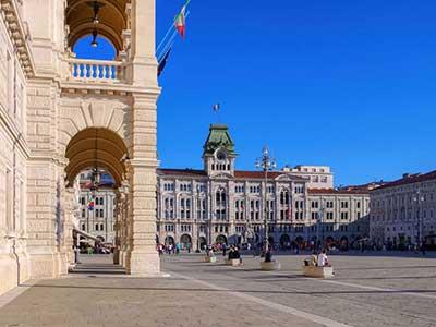 Seværdigheder i Trieste