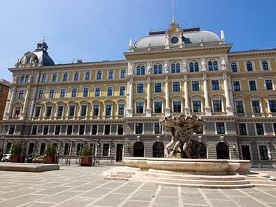 Oplev Trieste