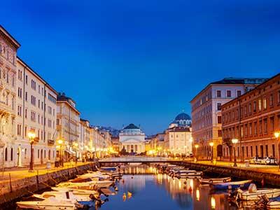 Trieste i Friuli Venezia Giulia