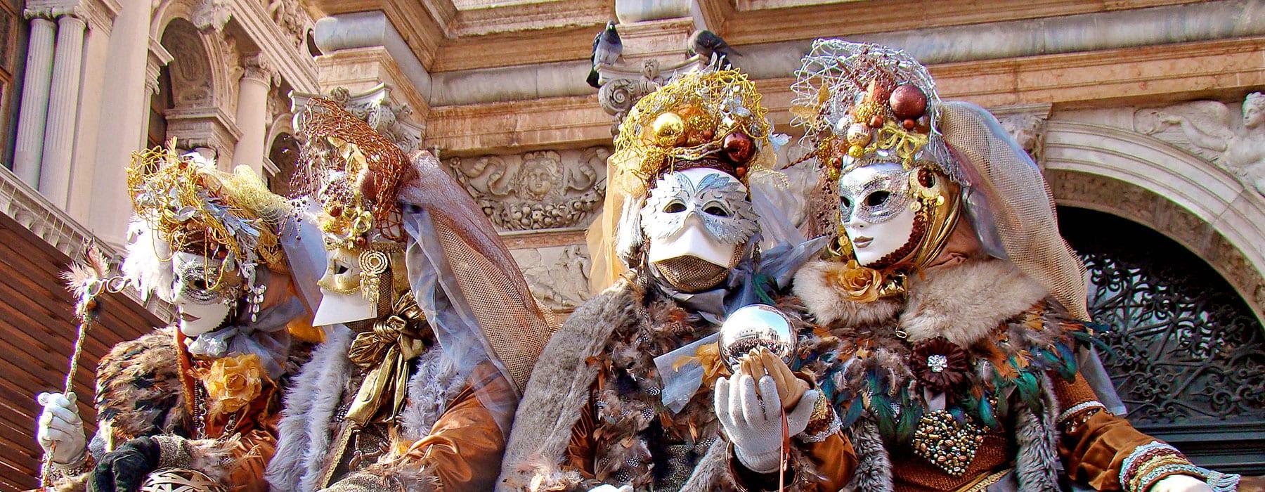 Karneval i Italien!