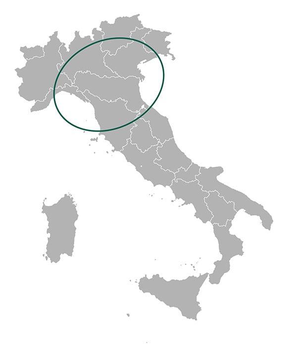 Kør selv ferie italien