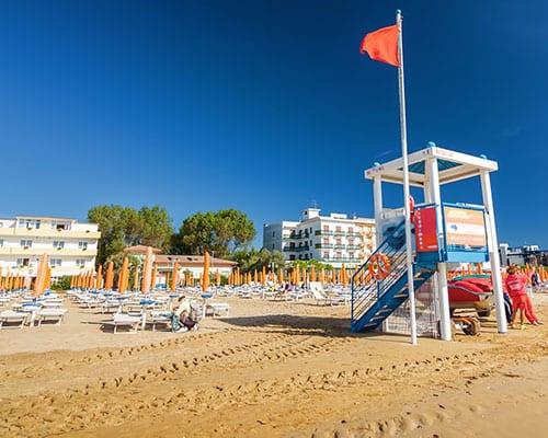 Kør selv ferie til Lido di Jesolo