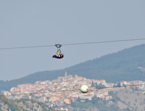 Flyv med englene i Basilicata