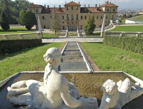 Villa della Regina i Torino