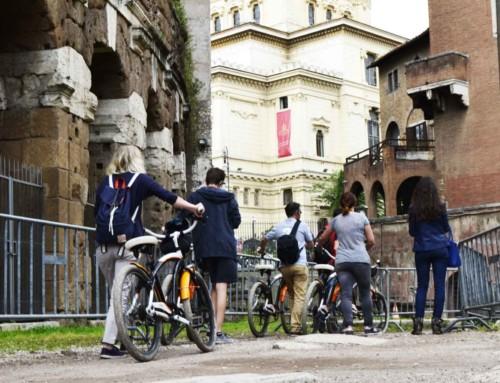 Tag cyklen i Rom og omegn