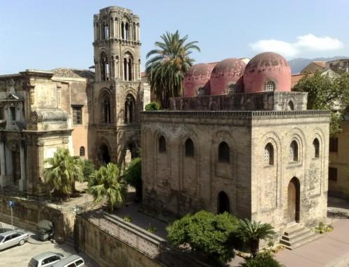 San Cataldo kirken i Palermo