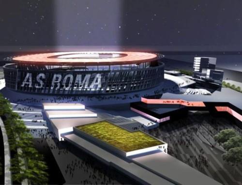 Nyt stadion til Roma booster byens økonomi